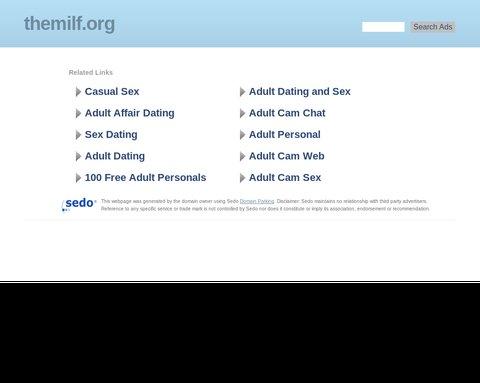 Screenshot The Milf